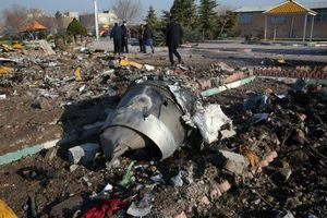 Iran thừa nhận tin sốc vụ bắn rơi máy bay Ukraine
