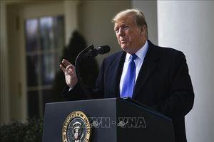 Tổng thống Trump chỉ định một số Hạ nghị sĩ đảng Cộng hòa vào đội ngũ bào chữa