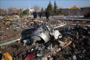 Iran đề nghị Mỹ và Pháp hỗ trợ thiết bị giải mã hộp đen máy bay Ukraine
