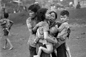 Chùm ảnh: Tội ác 'man rợ' của Mỹ trong chiến tranh Việt Nam