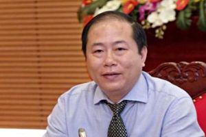 Kỷ luật Chủ tịch HĐTV Tổng Công ty Đường sắt Việt Nam Vũ Anh Minh