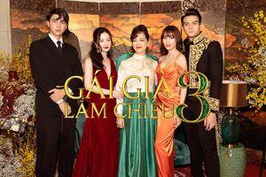 Phản ứng khán giả về 'Gái già lắm chiêu 3': NSND Lê Khanh - Hồng Vân chiếm spotlight, khẳng định phim không giống 'Crazy Rich Asians'