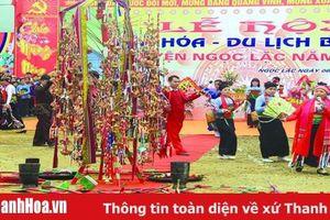 Dọc miền lễ hội xứ Thanh