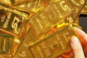 Giá vàng ngày 27 Tết tăng vượt đỉnh 44 triệu đồng/lượng