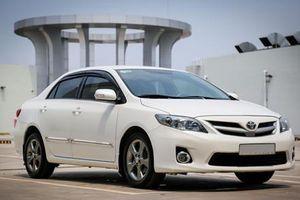 Toyota triệu hồi hàng triệu xe vì lỗi túi khí