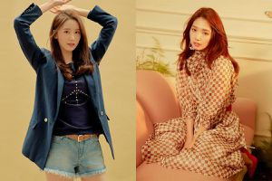 Gu thời trang tinh tế giúp Yoona, Park Shin Hye trông trẻ hơn tuổi 30