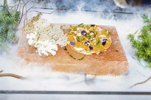 Thực đơn ẩm thực Việt - Pháp đẳng cấp 5 sao của Top Chef Việt Nam