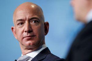 Điện thoại của Jeff Bezos bị hack bởi Thái tử Saudi