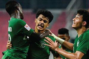 Quật ngã Uzbekistan, U23 Saudi Arabia giành vé dự Olympic 2020