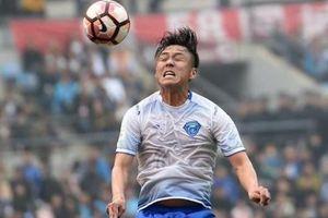 CLB Trung Quốc nợ cầu thủ 9 tháng lương