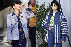 G-Dragon, Nana Komatsu mặc đẹp lấn át dàn sao ngoại tại show Chanel