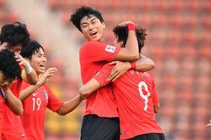 U23 Australia 0-2 Hàn Quốc: Thầy trò Kim Hak-bum phô diễn sức mạnh