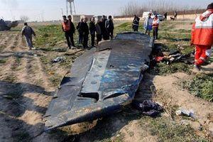 Máy bay Ukraine bị bắn rơi: Lời đề nghị từ Iran