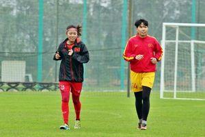 Đội trưởng Huỳnh Như: Toàn đội hướng tới mục tiêu vượt qua vòng loại