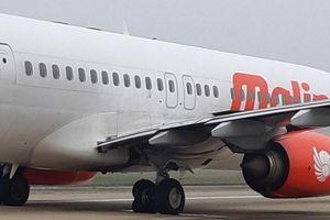 Khắc phục sự cố máy bay Malindo Air bị nổ lốp