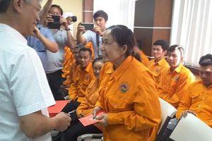 Lãnh đạo TP HCM thăm công nhân Khu liên hợp Xử lý chất thải Đa Phước