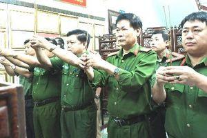 Công an quận Hải Châu phát động học tập tấm gương dũng cảm của 3 liệt sỹ CAND hy sinh tại xã Đồng Tâm