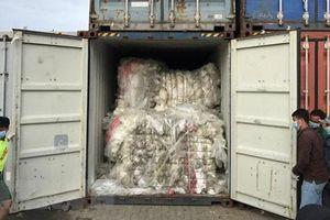 Quyết không trở thành thùng rác thế giới