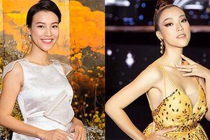 Nhan sắc mặn mà của MC Hoàng Oanh mang bầu với chồng Tây