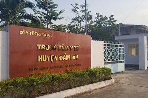 Việc nợ lương y, bác sĩ ở Cà Mau: Do chưa nắm rõ nguồn thu
