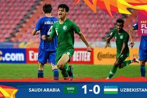 Đánh bại Uzbekistan, U23 Saudi Arabia chính thức giành vé dự Olympic 2020