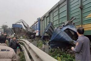 Nghi vấn hệ thống Barie gặp sự cố trong vụ tai nạn tàu hỏa tại Phú Xuyên - Hà Nội