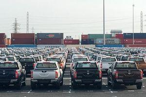 Ôtô từ Thái Lan và Indonesia áp đảo lượng xe nhập khẩu tại VN