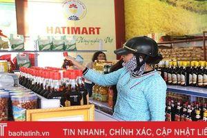 Người dân Hà Tĩnh tin chọn sản phẩm nội tỉnh ăn Tết Canh Tý