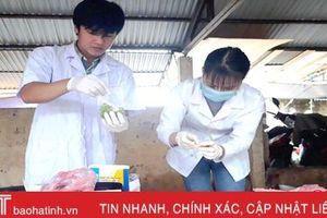Không phát hiện 'bất thường' trong các mẫu rau, rượu ở Lộc Hà