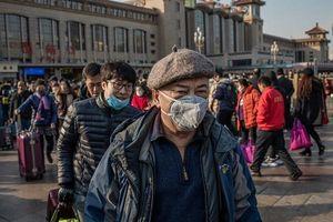 Dịch viêm phổi lạ - 'kiếp nạn' của kinh tế Trung Quốc