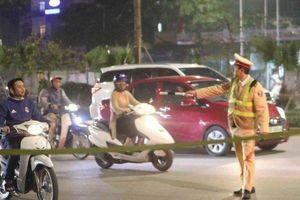 Nhiều lỗi vi phạm giao thông phổ biến sẽ bị phạt nặng