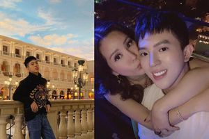 Cuộc sống như mơ của con trai Hoa hậu Thu Hoài: Du lịch 'chanh sả' check-in từ Mỹ sang Hàn, hội bạn toàn người nổi tiếng