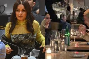 Không phải Zac Efron, đây mới là người Vanessa Hudgens đang hẹn hò sau khi chia tay mối tình 9 năm?