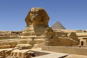 Phát hiện sốc: Tượng nhân sư của Ai Cập chứa sức mạnh siêu nhiên?