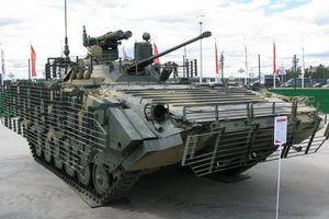Nga trang bị BMP-2M nâng cấp cho căn cứ quân sự ở Tajikistan