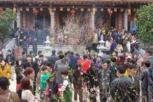 Phong tục lễ chùa cuối năm