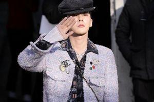 Hoàng tử thời trang G-Dragon phủ sóng toàn cầu khi dự show Chanel được Vogue ca ngợi hết lời