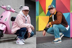 Cụ ông 73 tuổi nổi đình đám Instagram nhờ gu thời trang 'chất phát ngất'