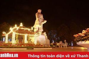 TP Thanh Hóa lung linh trước thềm năm mới
