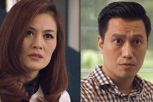 Sinh tử tập 53 VTV1: Mai Hồng Vũ cảnh cáo vợ Khải nếu còn làm phiền