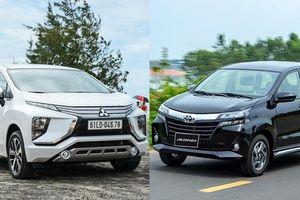 Phân khúc MPV giá rẻ: Mua Mitsubishi Xpander hay Toyota Avanza chơi Tết 2020?
