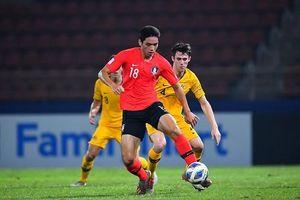 TRỰC TIẾP U23 Australia 0-0 U23 Hàn Quốc: Hàn Quốc áp đảo