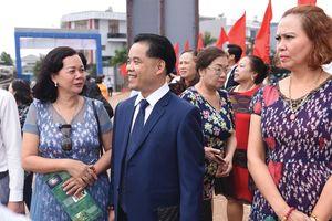 Chủ tịch TTB và tham vọng kiến tạo chuỗi đô thị xanh vùng Đông Bắc Bộ