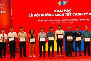 TP Hồ Chí Minh khai mạc đường hoa và lễ hội đường sách Tết Canh Tý 2020