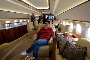 Nhà giàu Trung Quốc thắt chặt chi tiêu, thị trường máy bay tư lao dốc