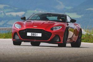 Aston Martin DBS Superleggera - siêu xe thừa sức mạnh