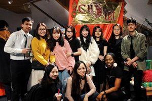 'Chợ Tết' của du học sinh Việt ở Anh
