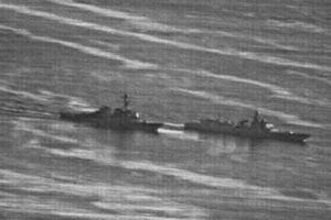 Mỹ công bố video tố Trung Quốc cố ý cho tàu va chạm trên Biển Đông