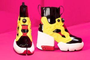Reebok ra mắt thiết kế độc lạ - giày móng heo lại có đế cao gót
