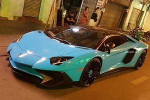 Chạm mặt Lamborghini Aventador SV hơn 30 tỷ tại Việt Nam